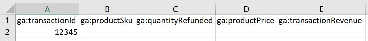 CSV fil der skal uploades.