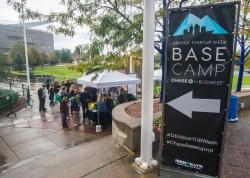 Base camp at Denver Startup Week