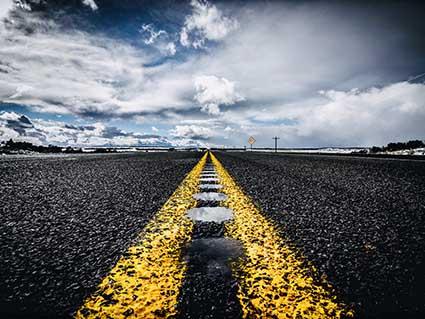 The Road Not Taken door Robert Frost