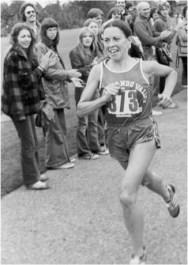 Jacqueline, 2:38.19 WR, Eugene 1975