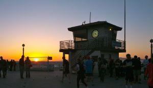 Solidarity Run for Boston-pier