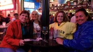 Diana Kokernot, Judy Ikenberry, Peggy , Marie Albert