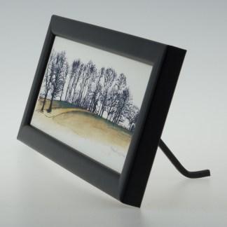 Upton Trees-Green Grass-Framed Prints-Upton House