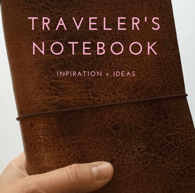 Traveler's Notebook Inspiration