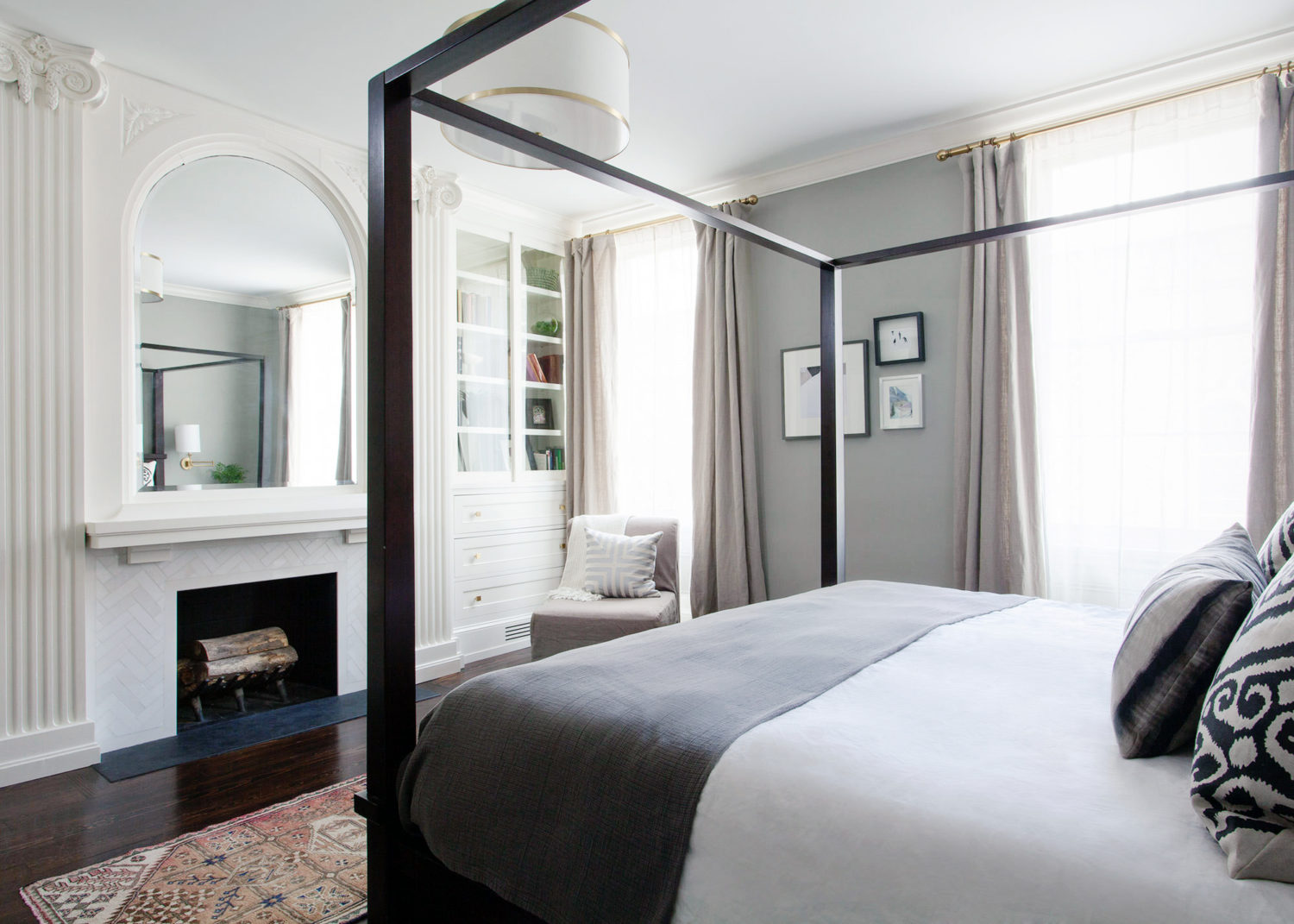 A Centuries Old Home Gets Some Serious Love Lark Amp Linen
