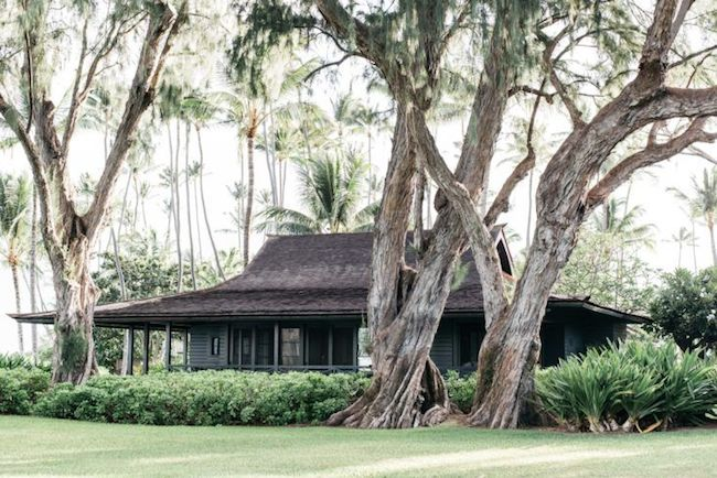 Vintage Hawaiian Cottage