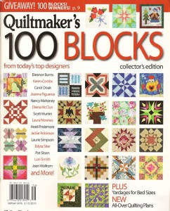 Quiltmaker100Vol1COVER