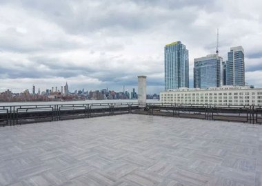 The W loft view of the skyline