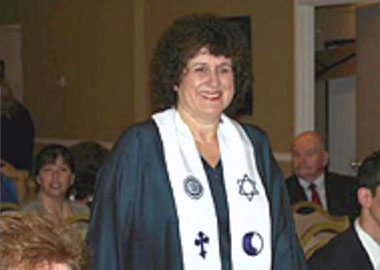 Rev Rita C. Atlas