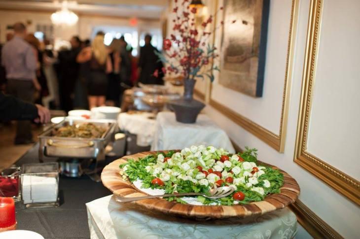 Corporate Company Event Food Buffet
