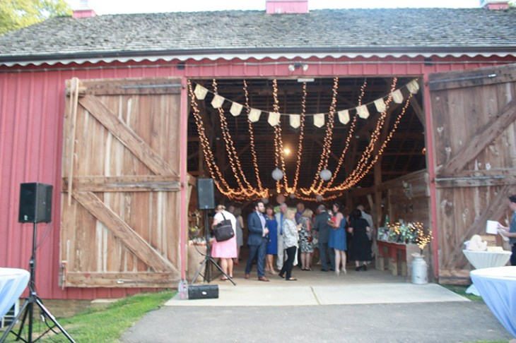 Rustic Farm Wedding at Bayonet Farm