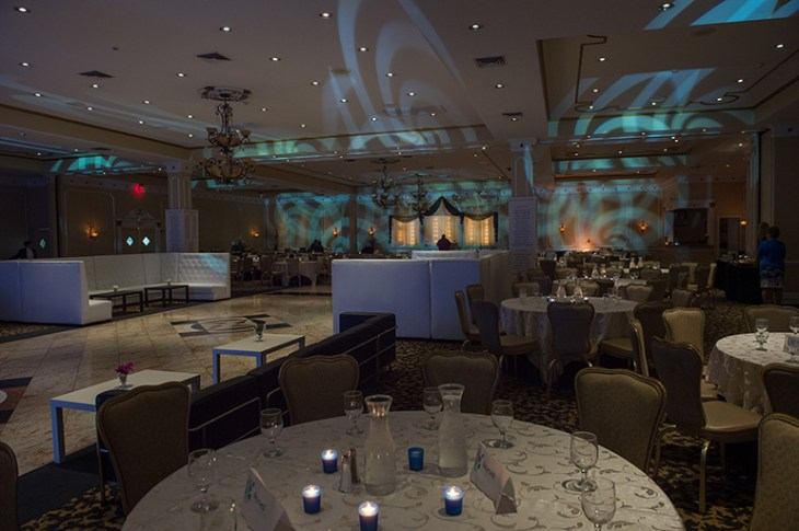 Banquet Hall Company Party