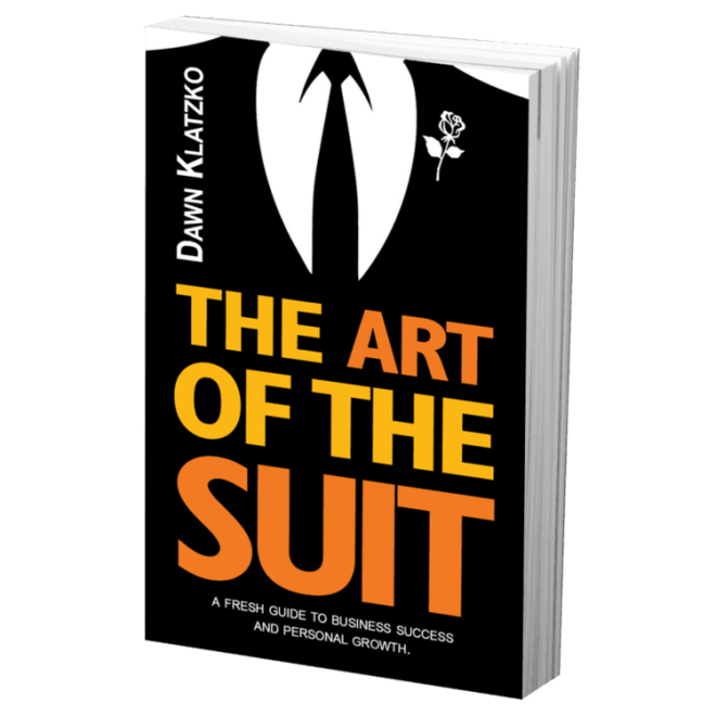 Executive Coach Dawn Klatzko Art of the Suit