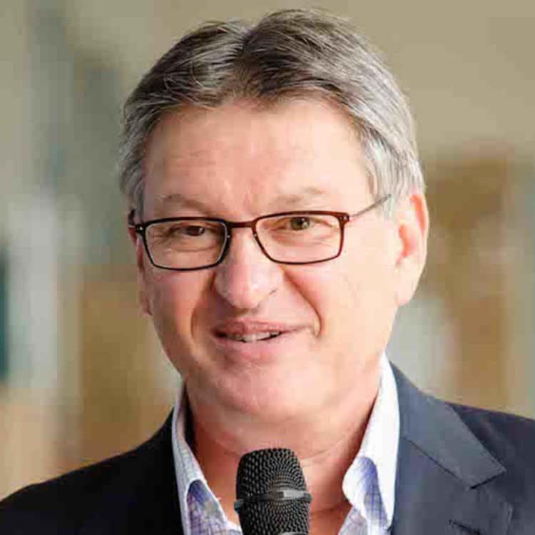 Stef du Plessis, Professional Speaker