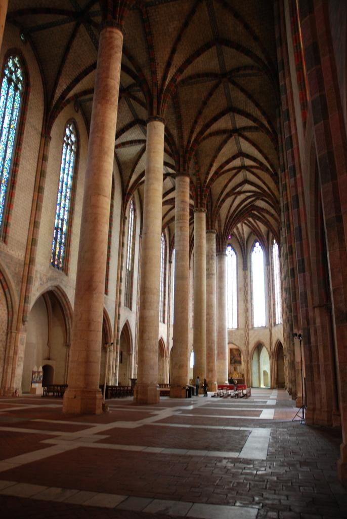 Toulouse Lcole Des Beaux Arts Notre Dame La Daurade