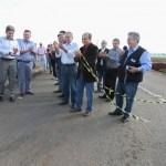 MOBILIDADE: Inaugurado oficialmente o acesso asfáltico à Jacuizinho.