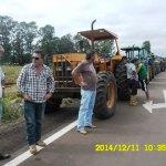 Manifesto contra o emplacamento de máquinas agrícolas – 11/12/2014