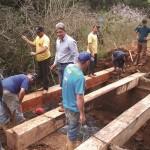 Acesso à linha São Jorge ganhou nova ponte
