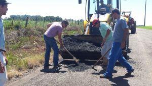 recuperação asfalto