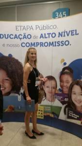 """Primeira Dama Dilene Neske participa de reunião sobre """"Educação de Alto Nível."""""""