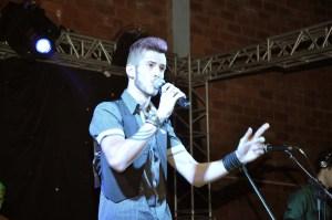 Leonardo Matias de Oliveira - 1º lugar adulto no 2º Festival da Canção