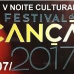 V NOITE CULTURA e IV FESTIVAL DA CANÇÃO: Evento será na sexta-feira, 07 de julho