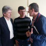 DISSEMINA e FUNDO DO IDOSO: Em visita ao município prefeito pede auxilio à deputado Sossella