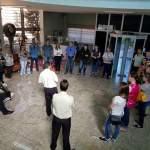 PROGRAMA UNIÃO FAZ A VIDA: Prefeito e primeira-dama visitam projeto na sede do SINCCOB SAROMCREDI
