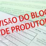 BLOCO DO PRODUTOR: Produtores tem até dia 15 de março para efetuarem a revisão.