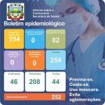 Boletim Epidemiológico Covid-19 (12/02/2021)