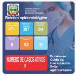 Boletim Epidemiológico Covid-19 (26/03/2021)