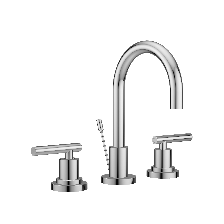 salone widespread lavatory faucet