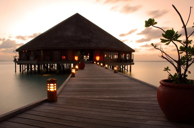The Asian Wok Restaurant, Maldives