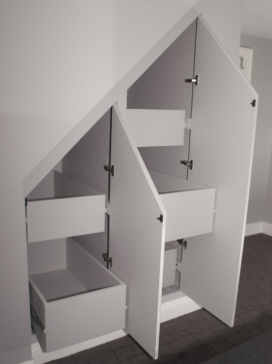Storage And Closets In Basement By Dj S Home Improvements (New York)