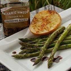 Fruits And Vegetables – Roasted Asparagus With Balsamic Vinegar 2