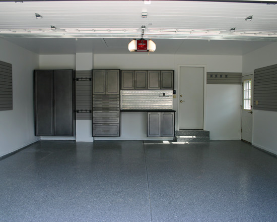 Custom Garage Cabinets (Chicago)