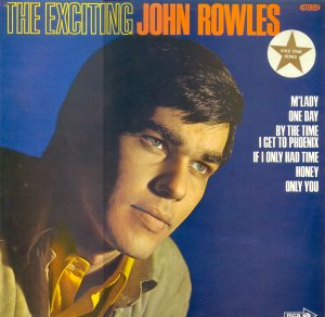 The excitingjohnrowles