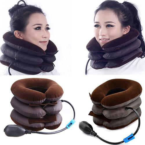 neck traction pillow online