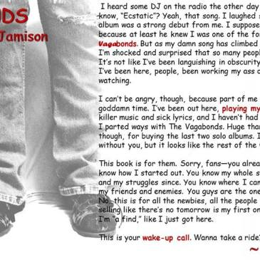 Your First Peek at VAGABONDS