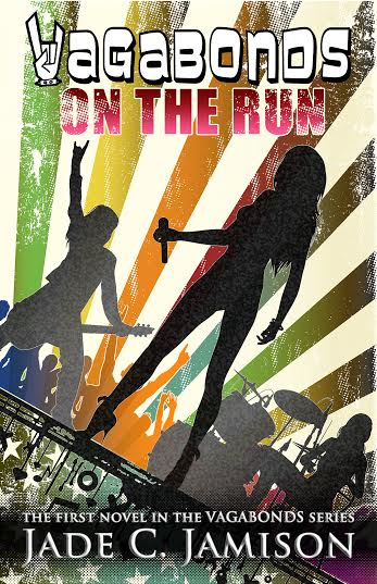 Sneak Peek at ON THE RUN (Vagabonds #1)
