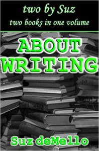 About Writing Suz deMello