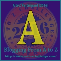 A is for ACCEPTING the Challenge