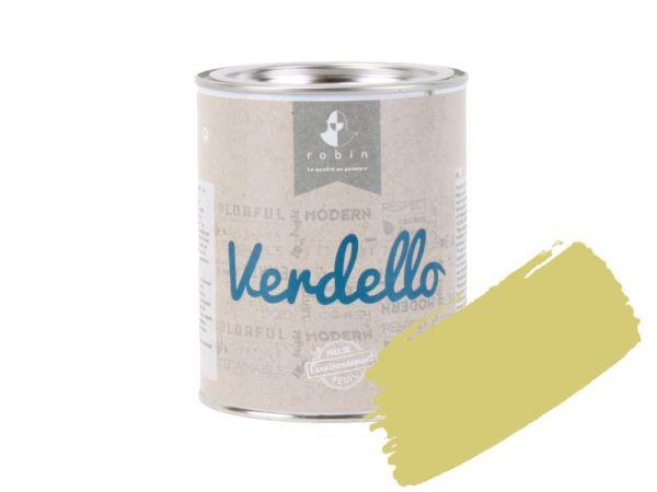 Peinture E204 Olive Claire - 1 L Verdello