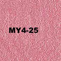 KROMYA MY4 gamme Rouge / Rose 4m²