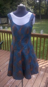 Spoonflower Dress