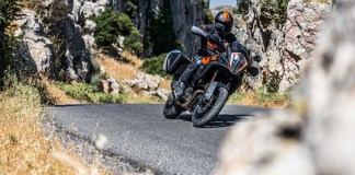 KTM Super Adventure Jademotor