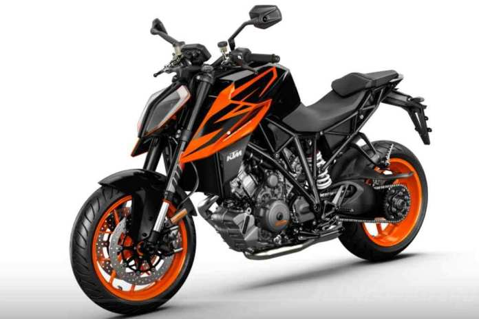 KTM Super Duke R 2019 Jademotor