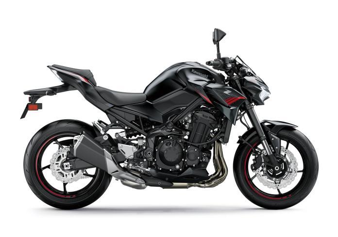 Z900 2020 negro/rojo