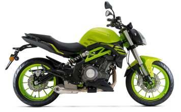Benelli 302 S Jademotor