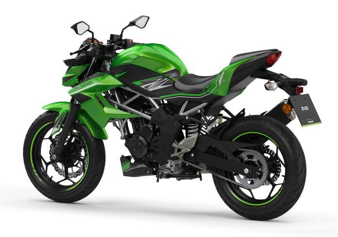 Z125 Special Edition verde